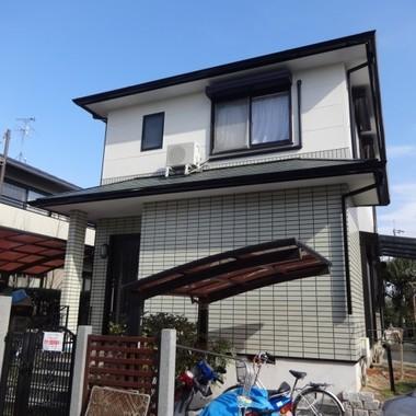 屋根・外壁・遮熱塗装後
