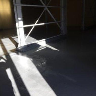 床 塗装工事 施工後