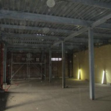 倉庫塗装工事後