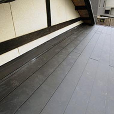 屋根改修工事後