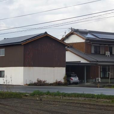 合志市 太陽光パネル設置