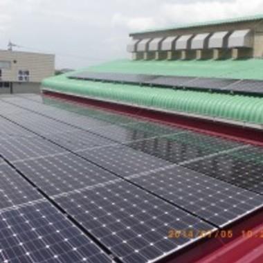阿蘇市 太陽光パネル設置