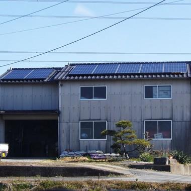 福岡市早良区 太陽光パネル設置