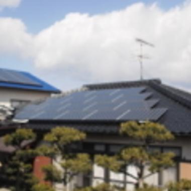 菊池市 太陽光パネルの設置