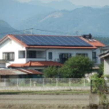 八代市 太陽光パネルの設置