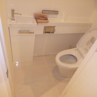 北区 トイレ補修工事