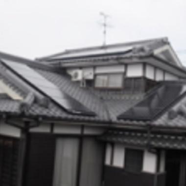 福岡市南区 太陽光パネルの設置