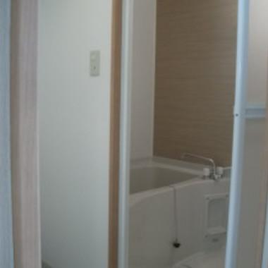 マンションリフォーム 浴室2