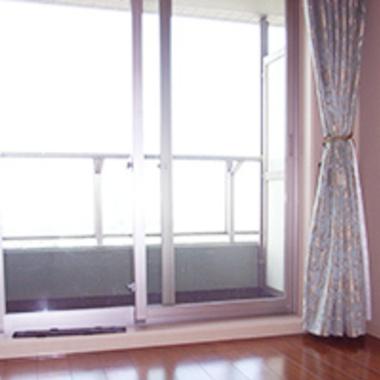 中野区 ガラス・サッシ・網戸クリーニング