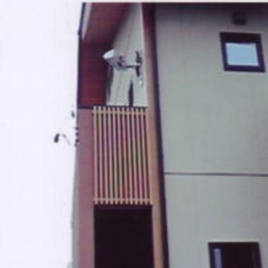名古屋市北区 アンテナ工事