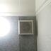 浴室の換気扇交換後