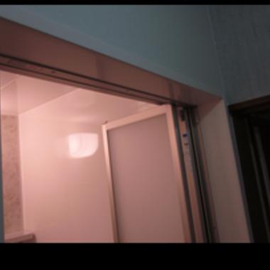 浴室リフォーム後 上部