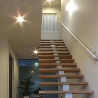 階段周りリフォーム後