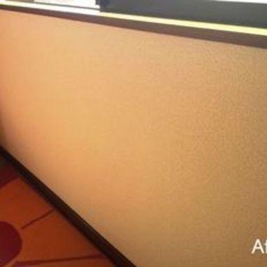 壁紙補修工事後