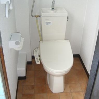 トイレ改修工事後 洋式