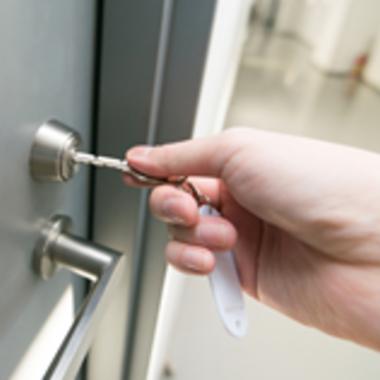 鍵のトラブル ドア