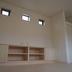 新築工事 洋室収納