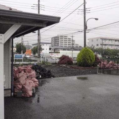 八王子市 駐車場を大地に戻そう!の施工後写真(0枚目)