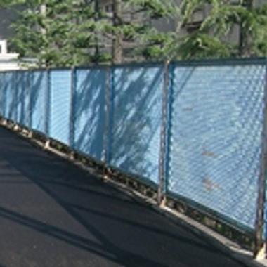 フェンス シャッターなどの施工後