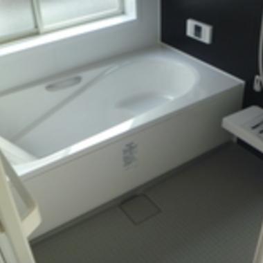 浴室 リフォーム   安芸郡府中町✕浴室リフォーム✕暮らしを楽にする工事の施工後写真(0枚目)
