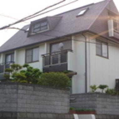 竹原市✕外壁屋根塗装工事✕美しい仕上がりの工事の施工後写真(0枚目)