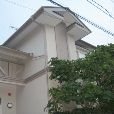 低汚染、超耐久型の塗料でいつまでも美しい住まいの施工後写真(0枚目)