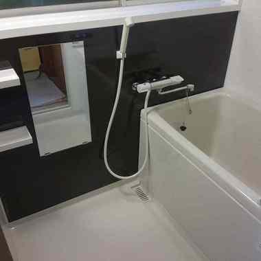 【LIXIL リノビオBPR Eタイプ 1216サイズ】 戸建て在来浴室からのリフォームの施工後写真(0枚目)