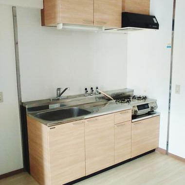 低予算でキッチンの扉をリメイク!の施工後写真(0枚目)