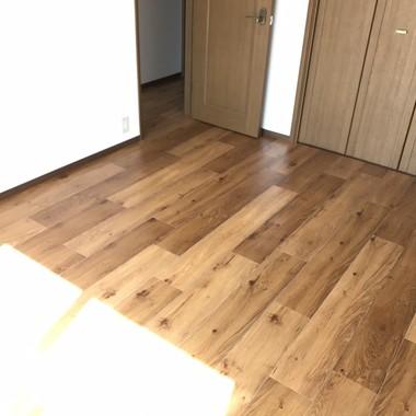 床の防音工事の施工後写真(0枚目)