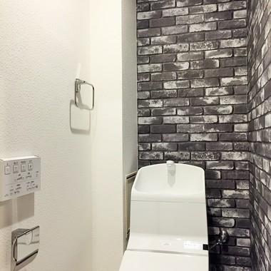 トイレのリフォームの施工後写真(0枚目)