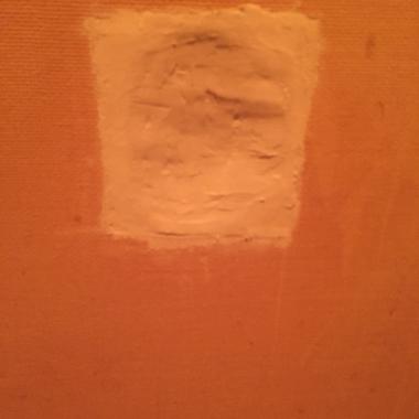 壁の穴あき部分補修の施工後写真(1枚目)