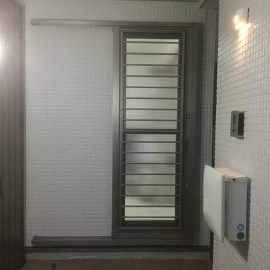 出入り楽々引き戸に交換の施工後写真(0枚目)