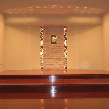 店舗 設計 | コンサートホール 内装工事 完了 舞台
