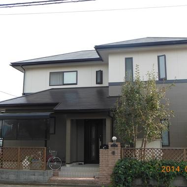 外壁・屋根塗装 完了