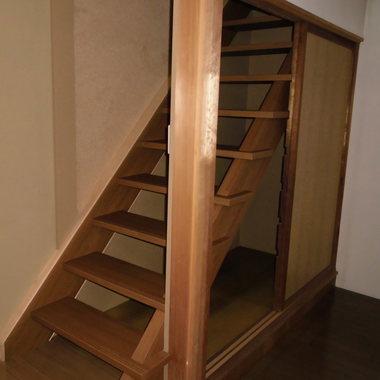 階段リフォーム 完了