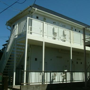 アパート外壁・屋根塗装リフォーム完了