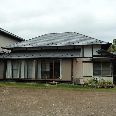 屋根改修工事 完了
