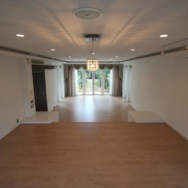 世田谷区✕床材保護✕綺麗な仕上がりの工事の施工後写真(0枚目)