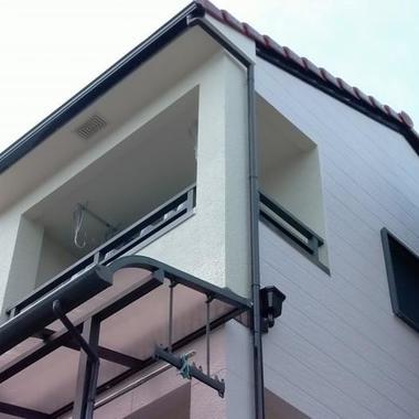 外壁塗装後 2階
