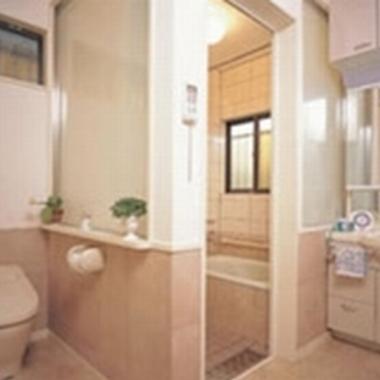 間取り変更完了 トイレ 浴室