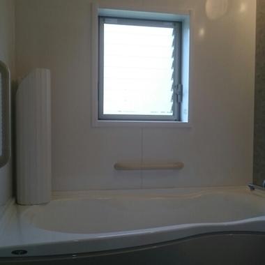 浴室リフォーム完了 浴室
