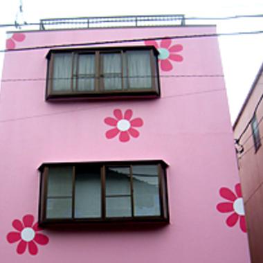 シール打ち替え外壁塗装工事完了