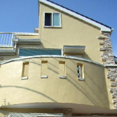 外壁屋根塗装工事完了