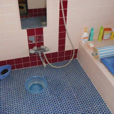 浴室改修前