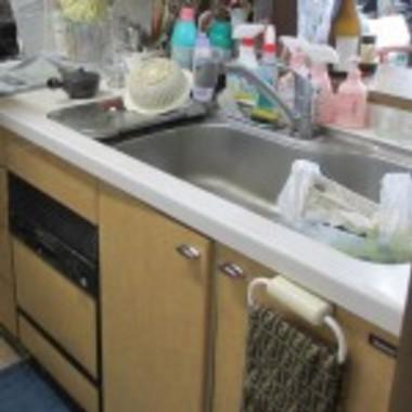 システムキッチン工事・システムトイレ改修工事- 川崎市中原区の施工前写真(0枚目)