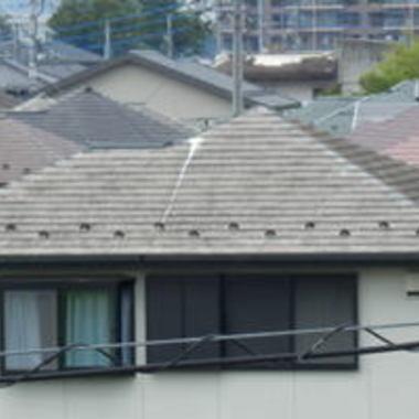 W様邸外壁屋根塗装前