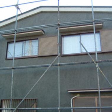 耐久性のある塗装工事 施工前