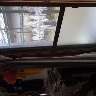 内窓と和室床下の断熱リフォーム 前