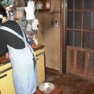 キッチンリフォーム前