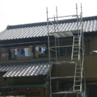 太陽光発電の設置前